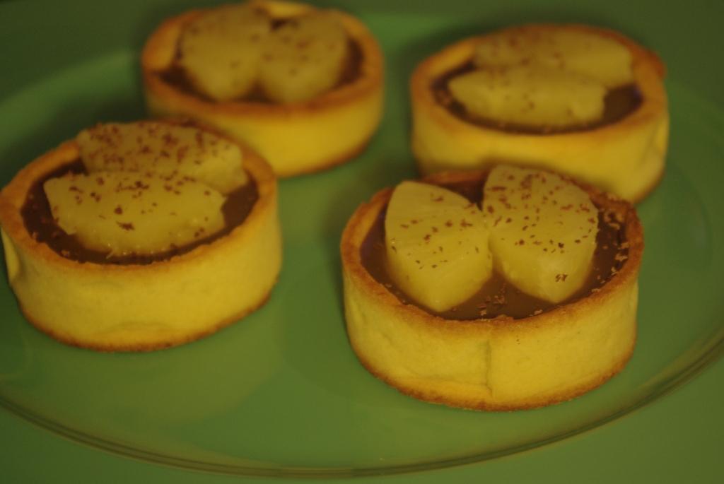 tarte carambar ananas