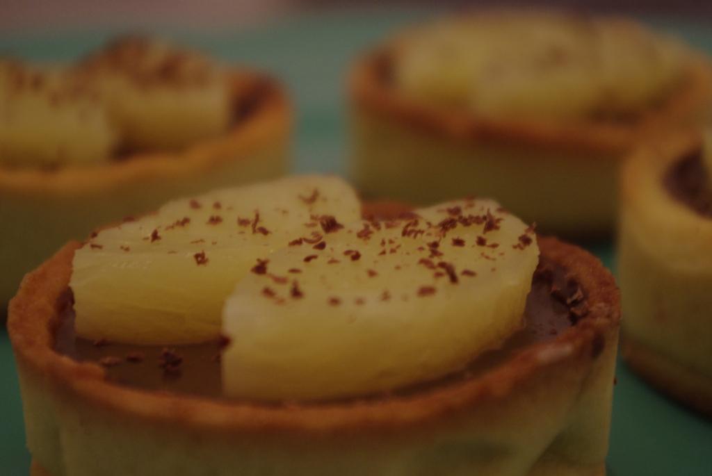 tarte carmabar ananas