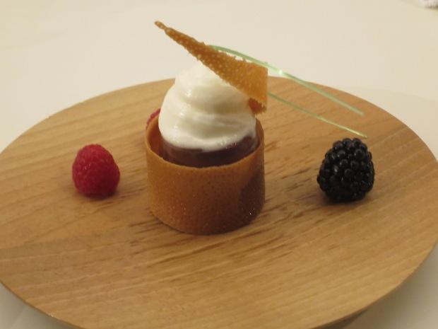 dessert thierry marx mi cuit chocolat noix de coco