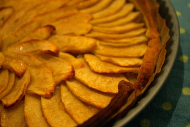 taret aux pommes à ma façon