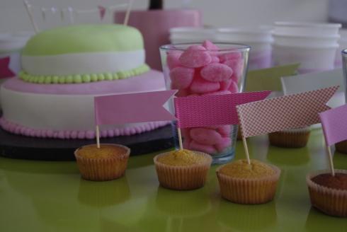 muffins mangue