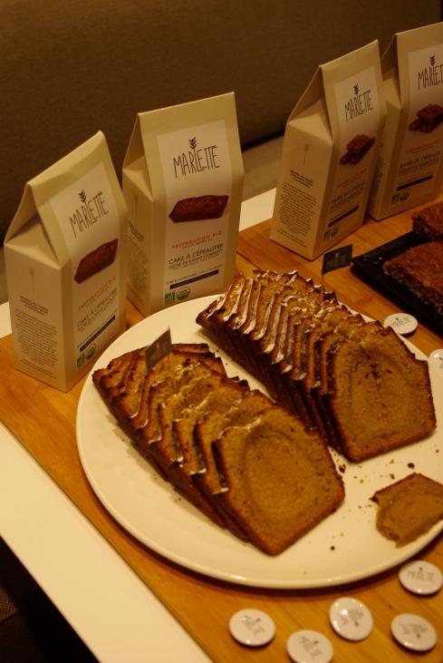 dégustation gâteaux chez marlette