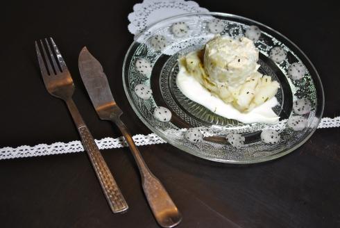 cabillaud topinambour tofu coco recette blanche