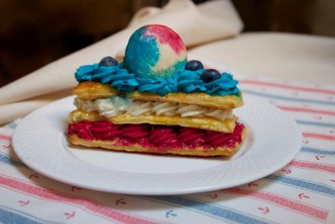 gâteau 14 juillet