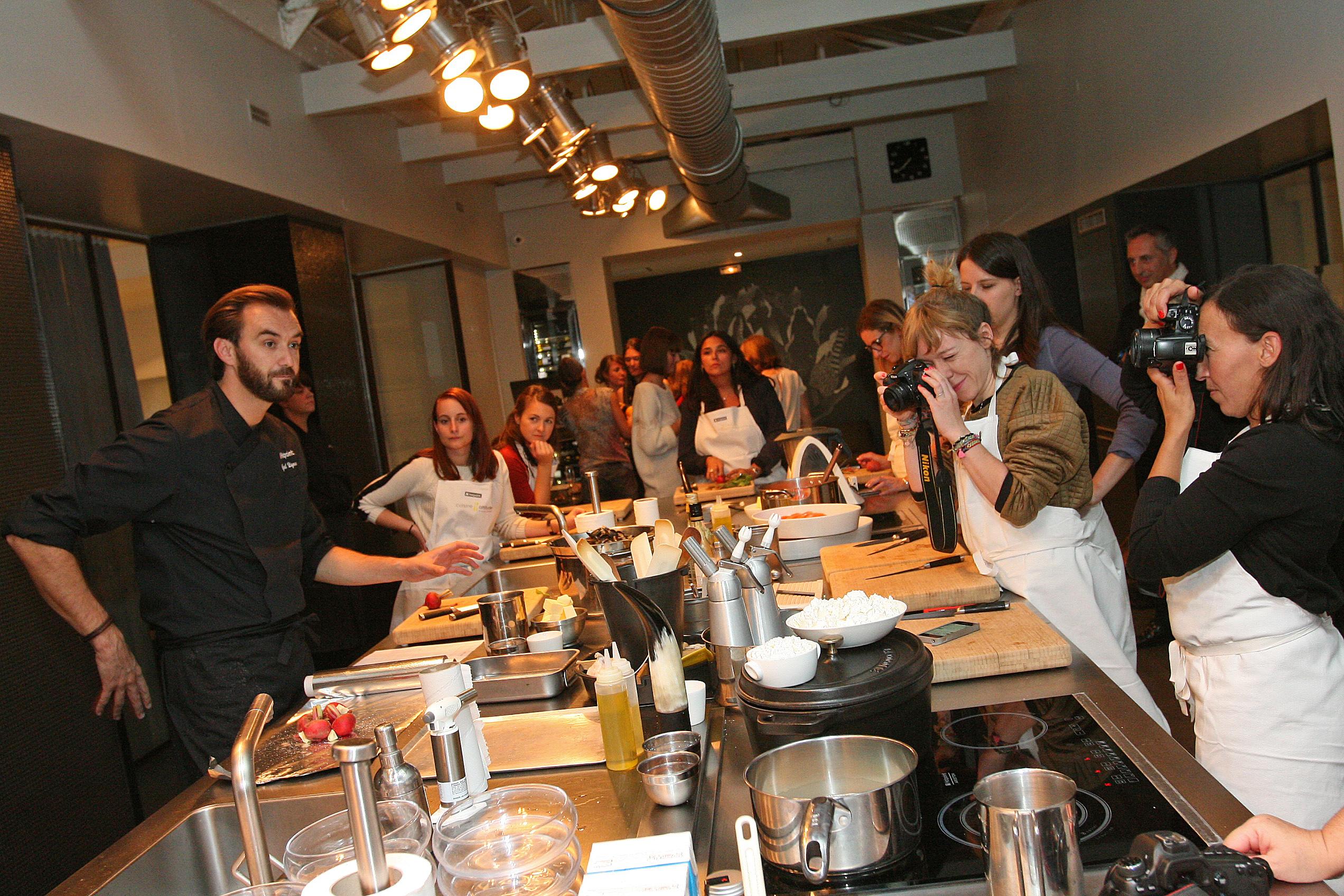 Cours de cuisine paris cyril lignac cours de cuisine - Cours cuisine cyril lignac ...