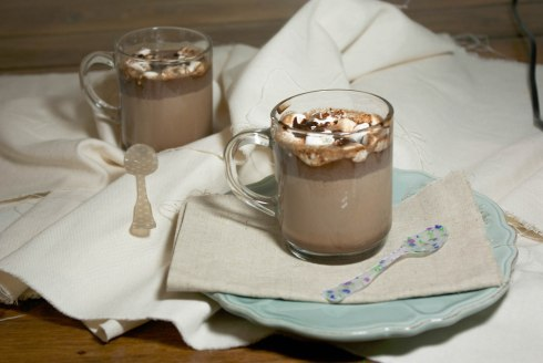 chocolat chaud chocolat chaud Marshmallow