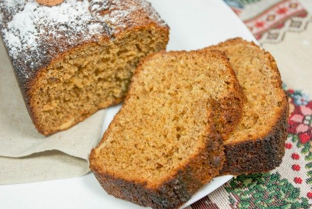 pain d'épices moelleux
