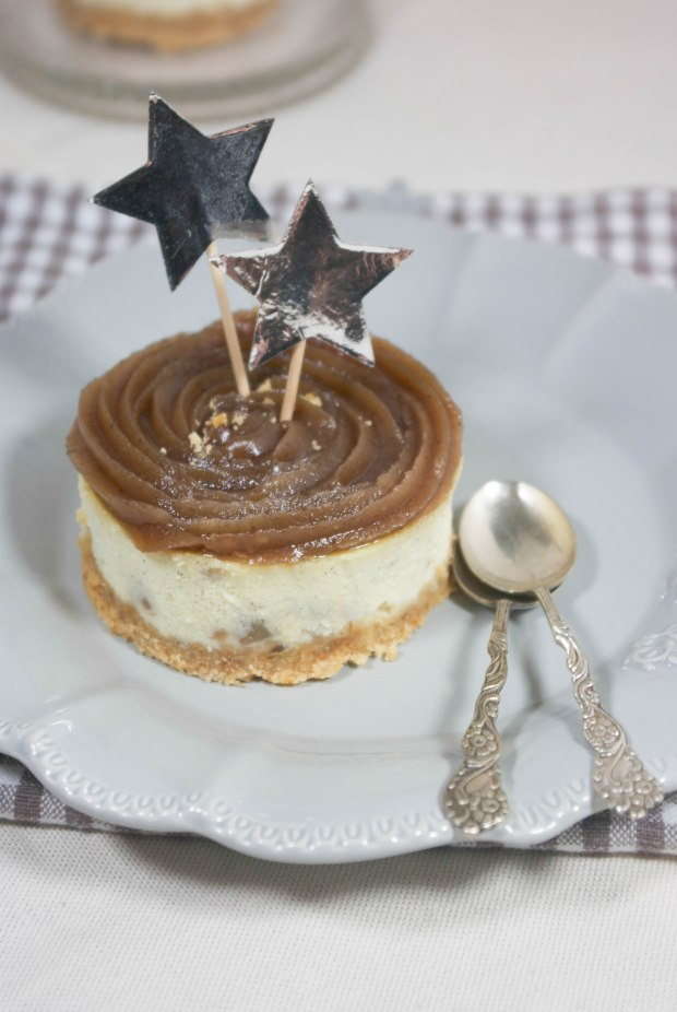 cheesecake marrons