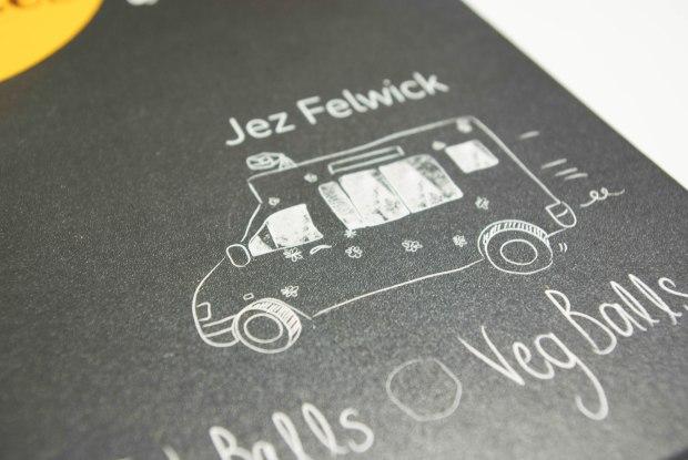le camion à boulettes