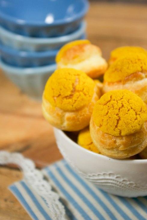 petits choux citron