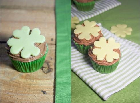 cupcakes saint patrick