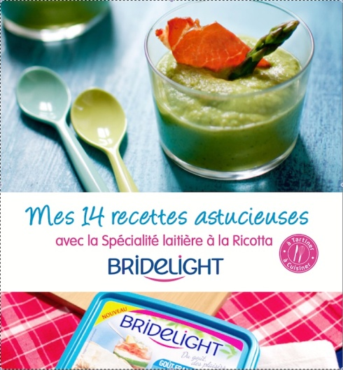 recettes bridelight