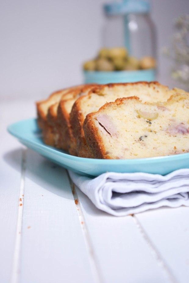 Cake Thon Et Olives