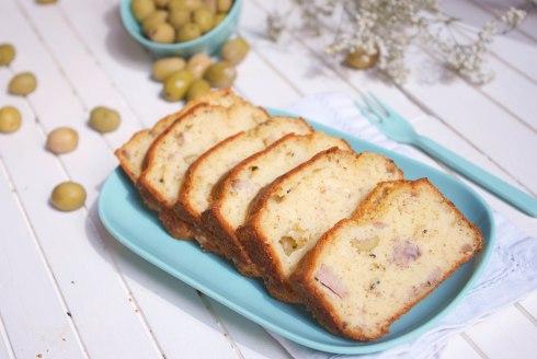 cake thon olives
