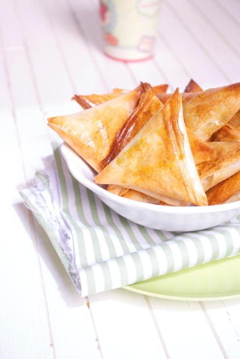 samossas céréales et légumes