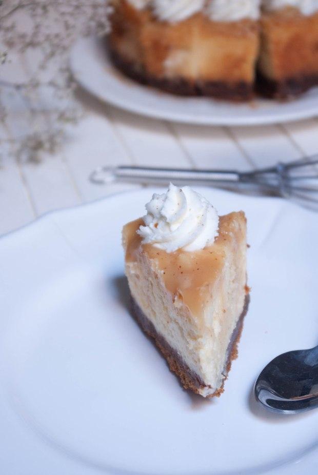 cheesecake caramel beurre salé