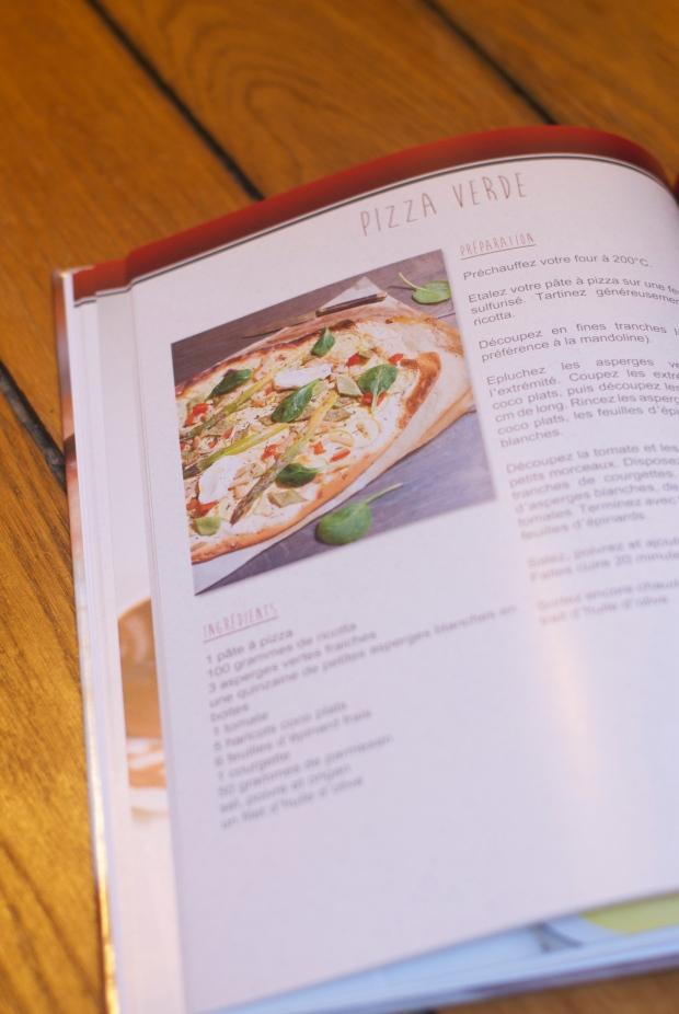 livre recette flexilivre