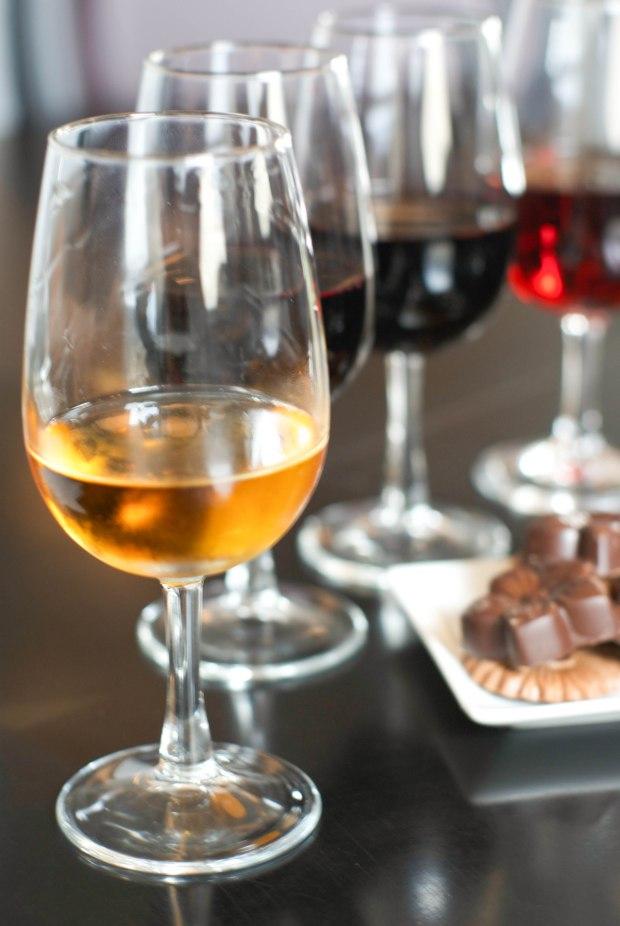 vins de porto