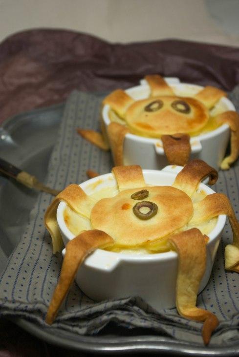 monstres des mers halloween recipe