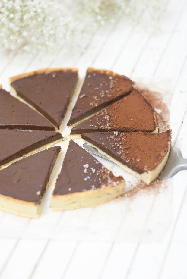 tarte chocolat ducasse