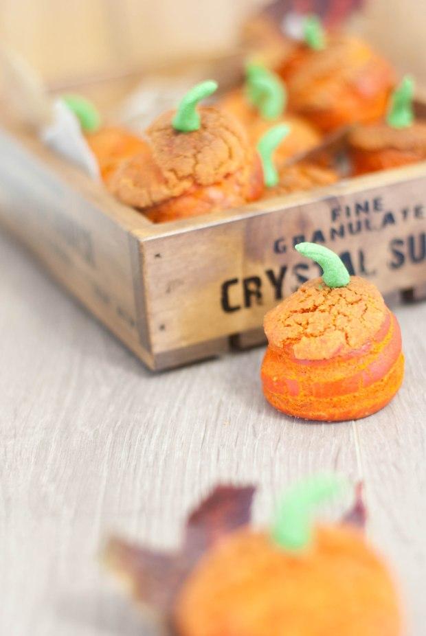 choux citrouille halloween pumpkin