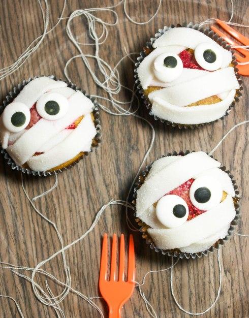 momies sanglantes recipe halloween