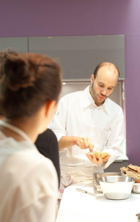 cours de cuisine alain ducasse cooking class