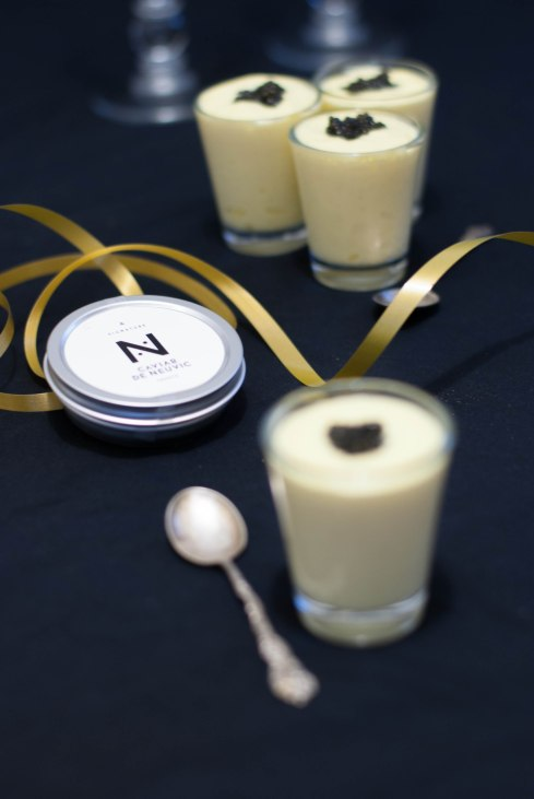 crème d'oeufs caviar marineiscooking