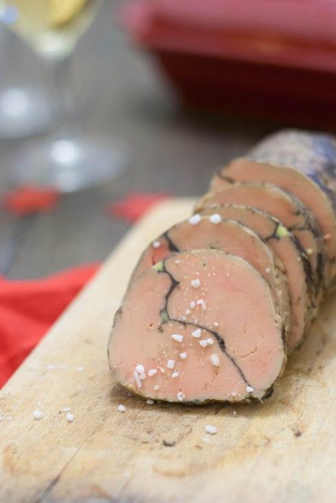 foie gras chocolat marineiscooking