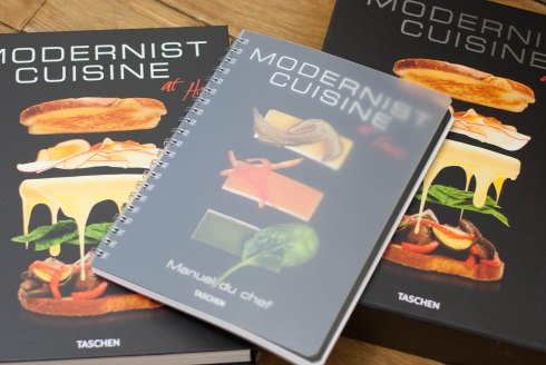 concours modernist cuisine marineiscooking