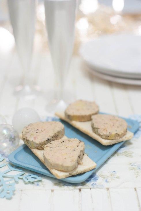 foie gras poivre et porto