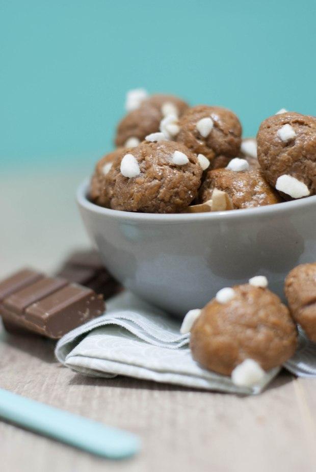 chouquettes chocolat 2
