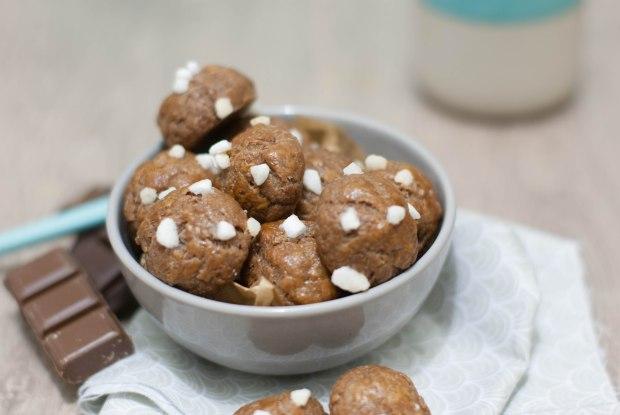 chouquettes chocolat 3
