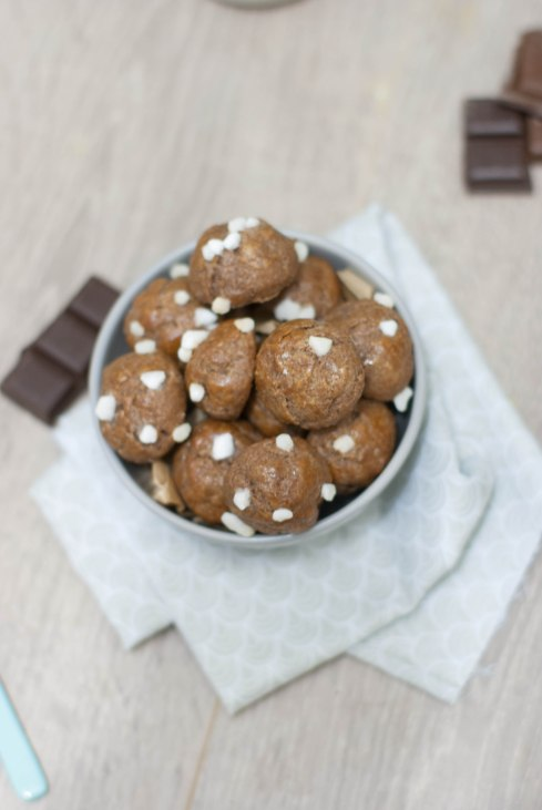 chouquettes chocolat 5