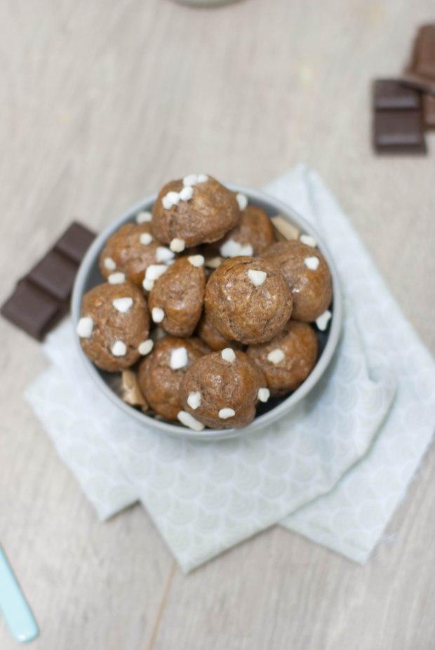 chouquettes chocolat 5