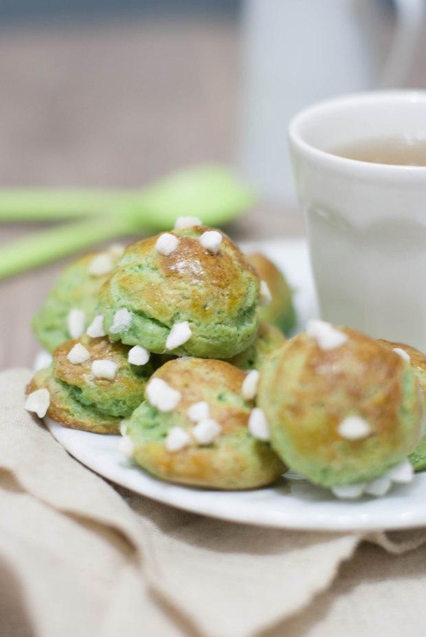chouquettes pistache 2