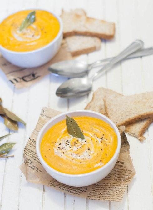 soupe légume grillés 4