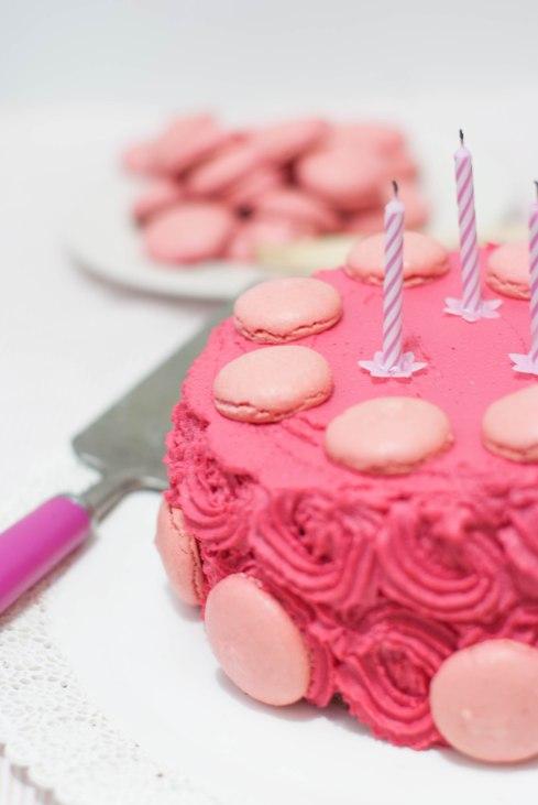 gateau anniversaire framboises chocolat 5