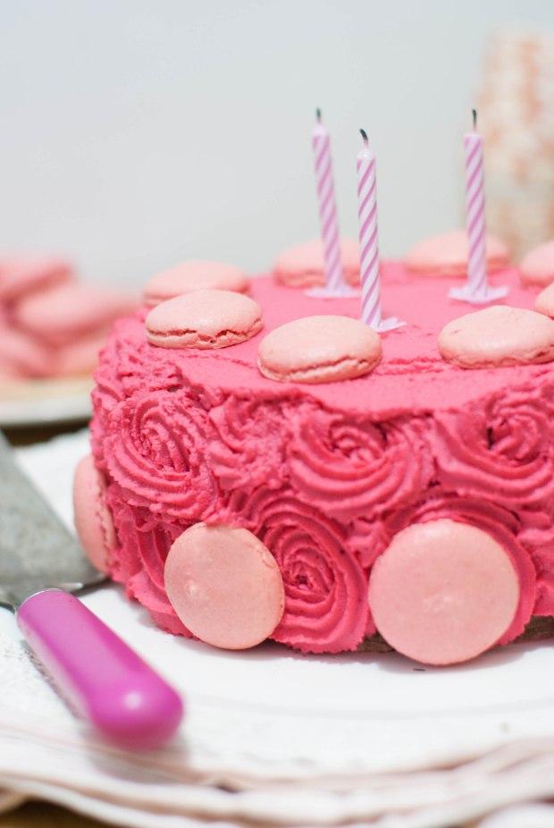 gateau anniversaire framboises chocolat_