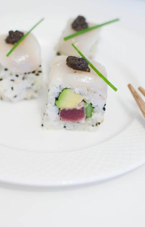 box LA sushi shop 2