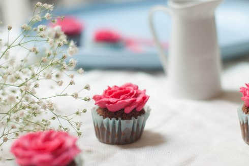 flower cupcakes 6