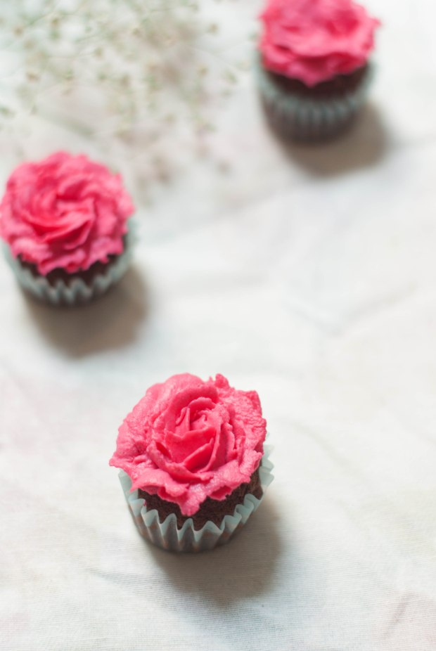 flower cupcakes 7