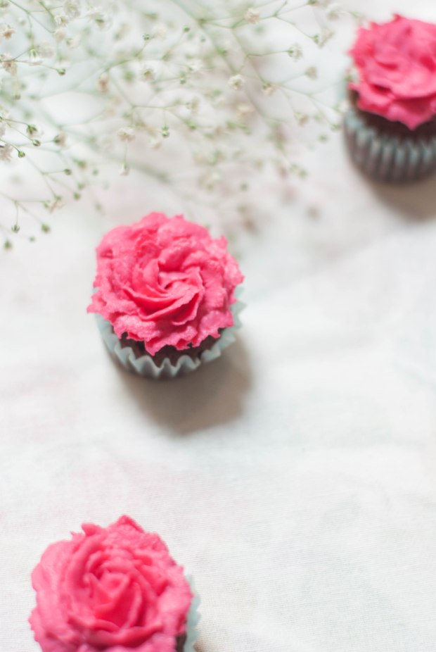 flower cupcakes 8