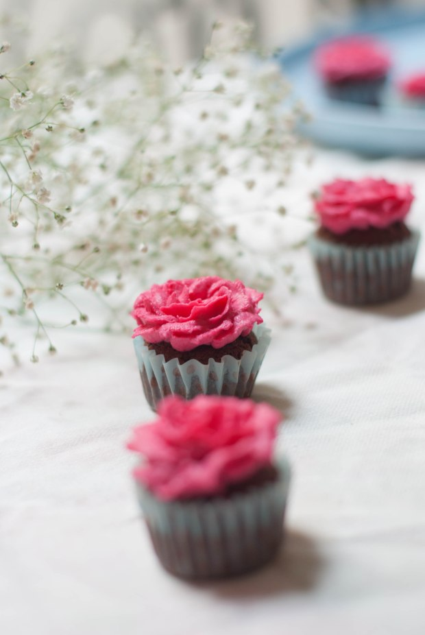 flower cupcakes 9