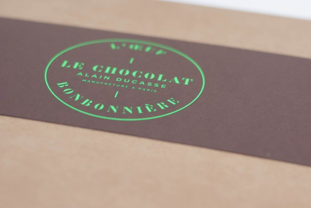 manufacture alain ducasse oeuf chocolat