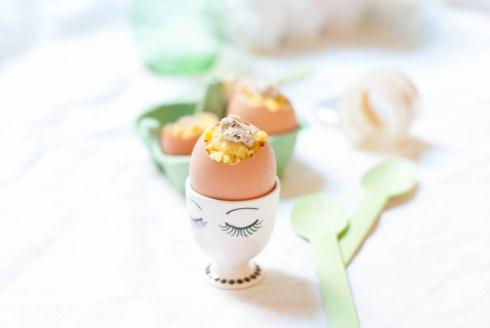 oeufs brouilles foie gras 4