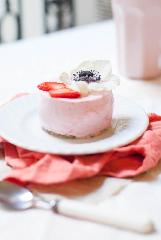 cheesecake glace sans gluten_
