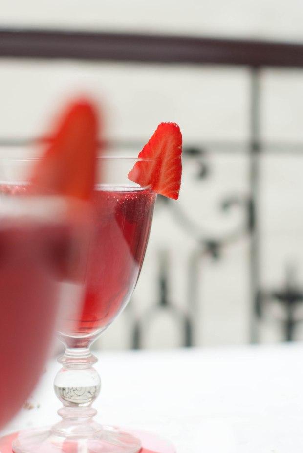 cocktail cidre fruits rouges 4