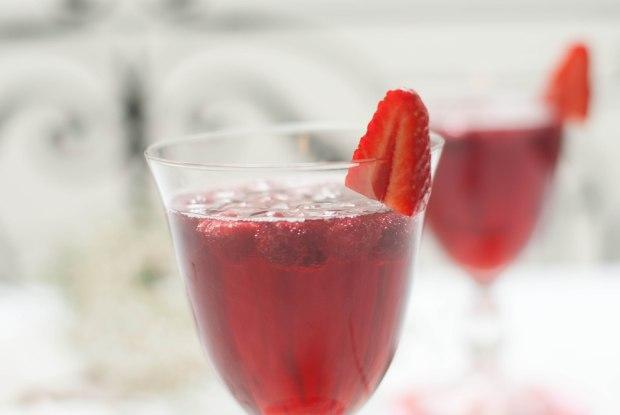 cocktail cidre fruits rouges 5