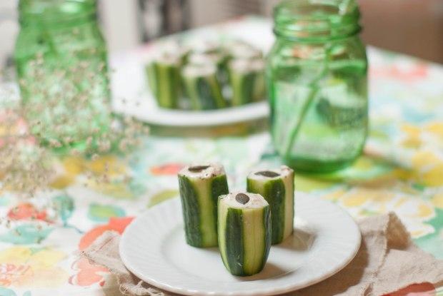 concombre mousse de thon 3